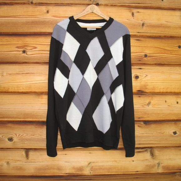 Public Opinion Other - NWT Public Opinion Black Merino Wool Sweater